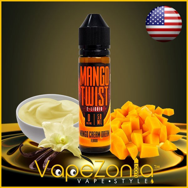 Mango Twist MANGO CREAM DREAM 50 ml