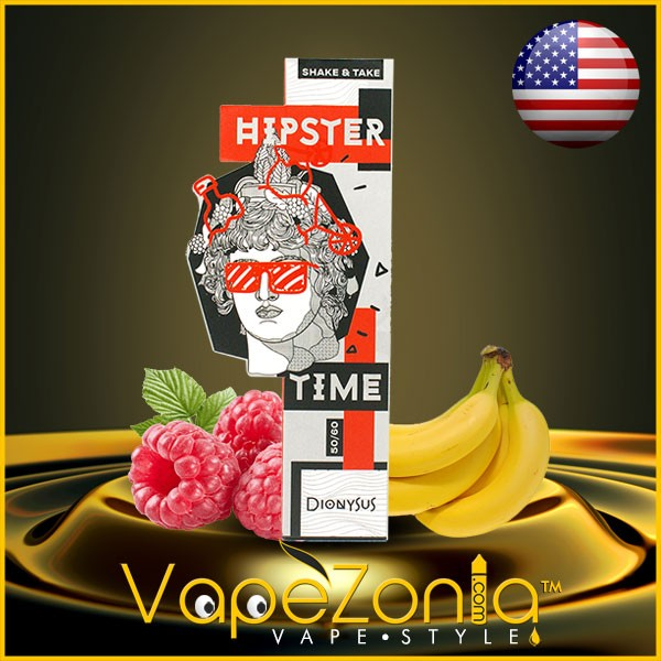 Hipster Time e liquid DIONYSUS 50 ml vape shop Valencia