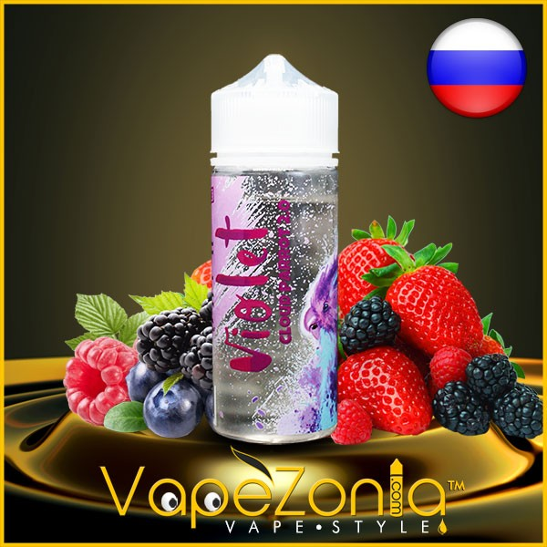 Cloud Parrot 2.0 VIOLET 100 ml vape shop