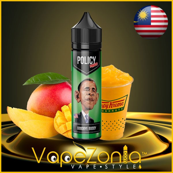 Policy Maker e liquid GOODBYE BUDDY 50 ml vape shop Valencia