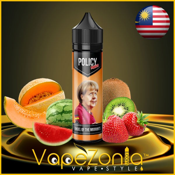 Policy Maker e liquid ANGEL OF THE MIGRANTS 50 ml vape shop Valencia