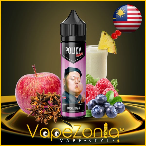 Policy Maker e liquid ROCKET MAN 50 ml vape shop Valencia