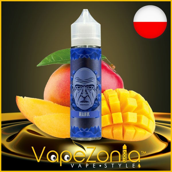 Heisenberg 2.0 e liquid HANK 50 ml