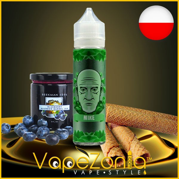 Heisenberg 2.0 e liquid MIKE 50 ml vape shop Italia