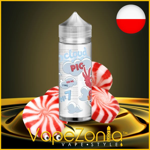 Cloud Pig e liquid Nº 7- 100 ml