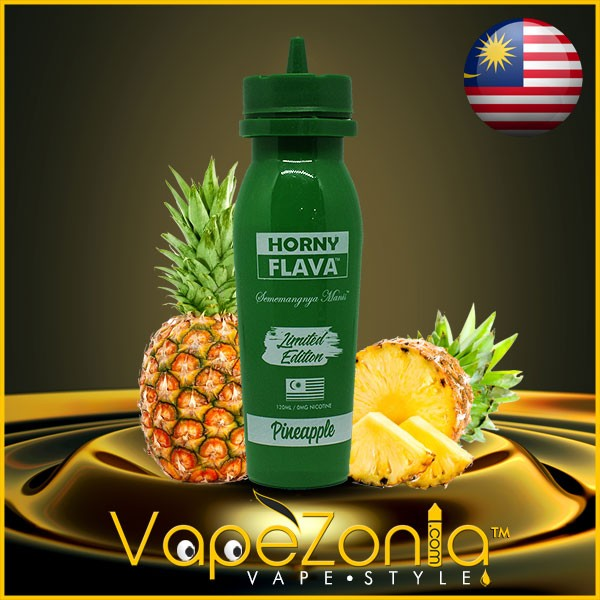 Horny Flava PINEAPPLE 100 ml vape shop on line