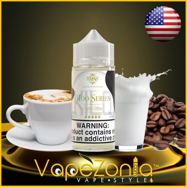 KILO e liquids COFFEE MILK 100 ml vape shop Italia