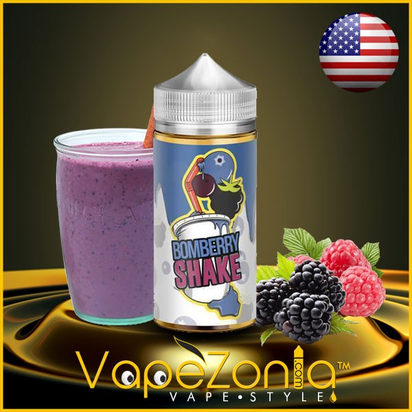 Milkshake liquids BOMBERRY Shake 80 ml vape shop on line