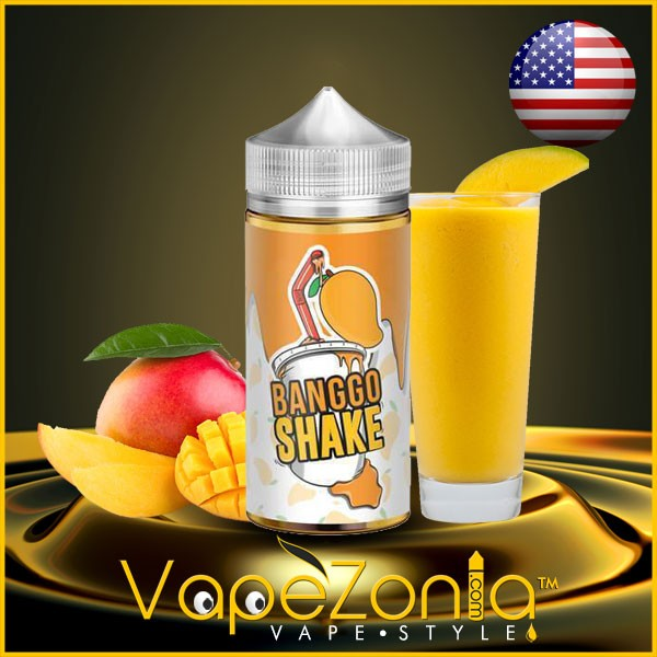 Milkshake liquids BANNGO Shake 80 ml vape shop on line