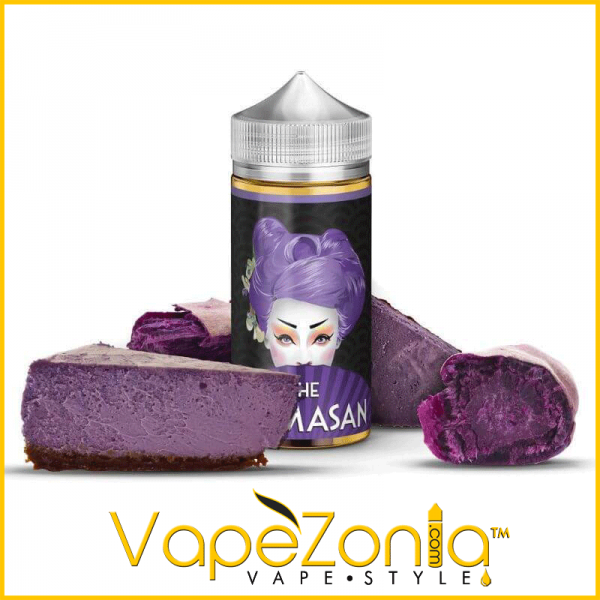 The Mamasan PURPLE CHEESECAKE 100 ml vape shop