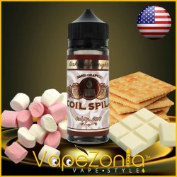 Coil Spill BAKERS DAUGHTER 100 ml vape shop on line