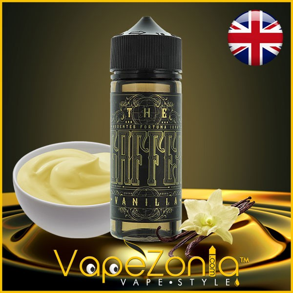 The Gaffer e liquid VANILLA 100 ml vape shop on line