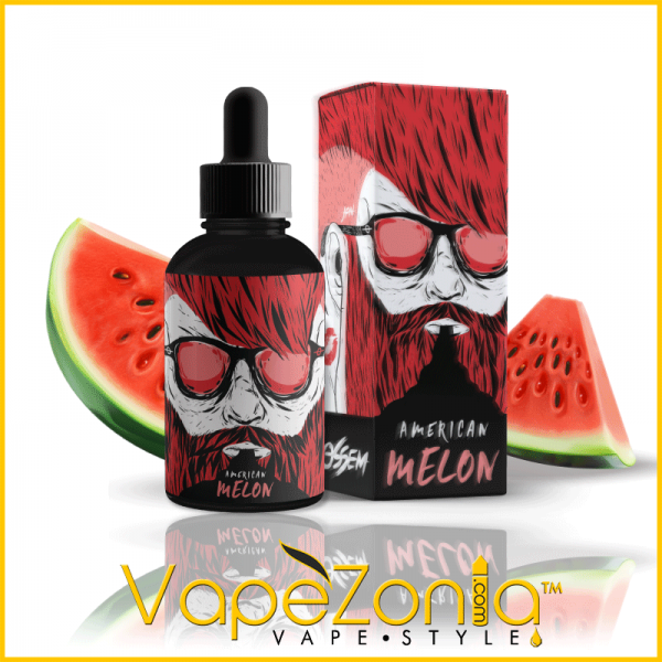 Ossem Juice American Melon - 50 ml