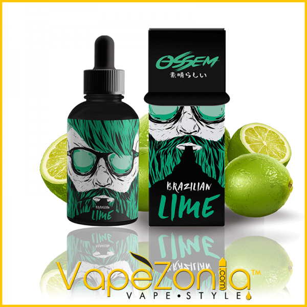 Ossem Juice Brazilian Lime - 50 ml