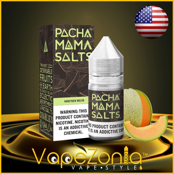 Pachamama Salts HONEYDEW MELON 20 mg sales de nicotina