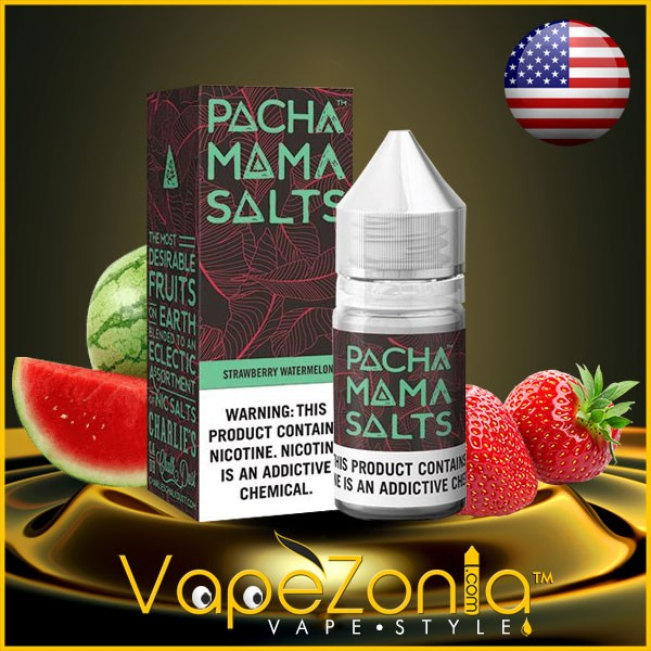 Pachamama Salts STRAWBERRY WATERMELON 20 mg