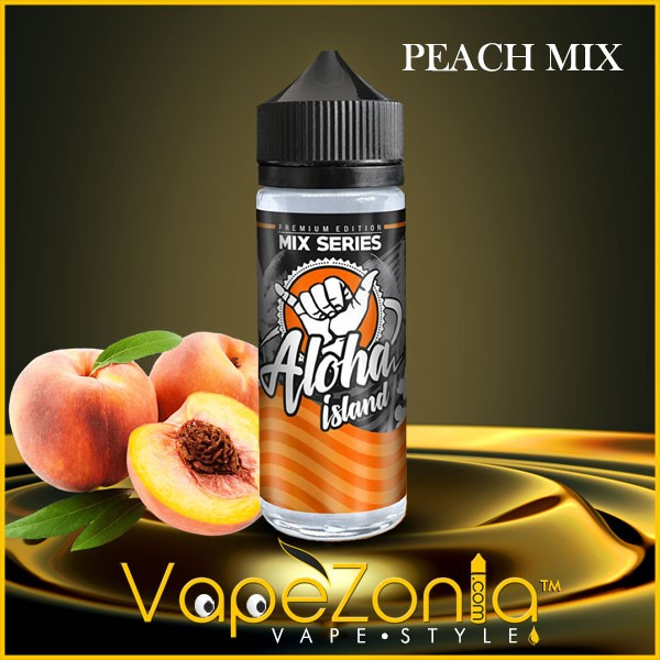 Aloha Island PECH MIX 80 ml vape shop on line