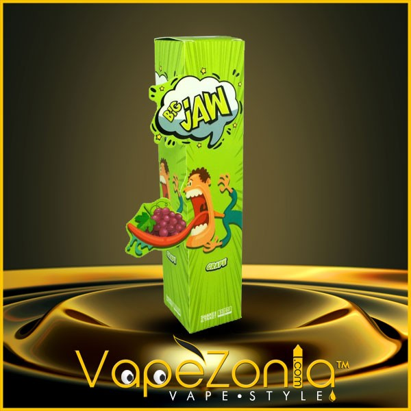Big Jaw e liquid GRAPE 50 ml
