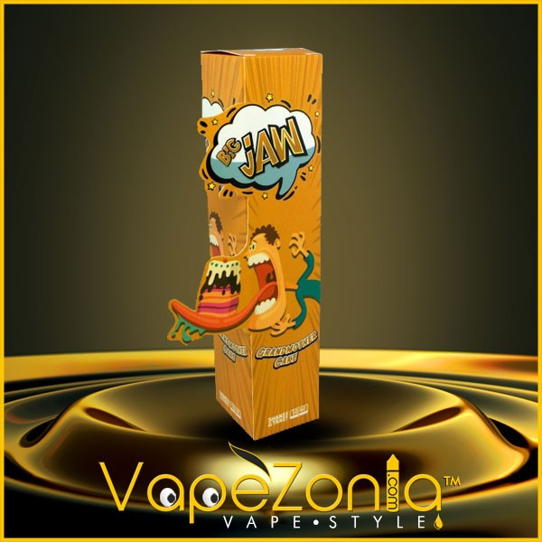 Big Jaw e liquid GRANDMOTHER CAKE 50 ml