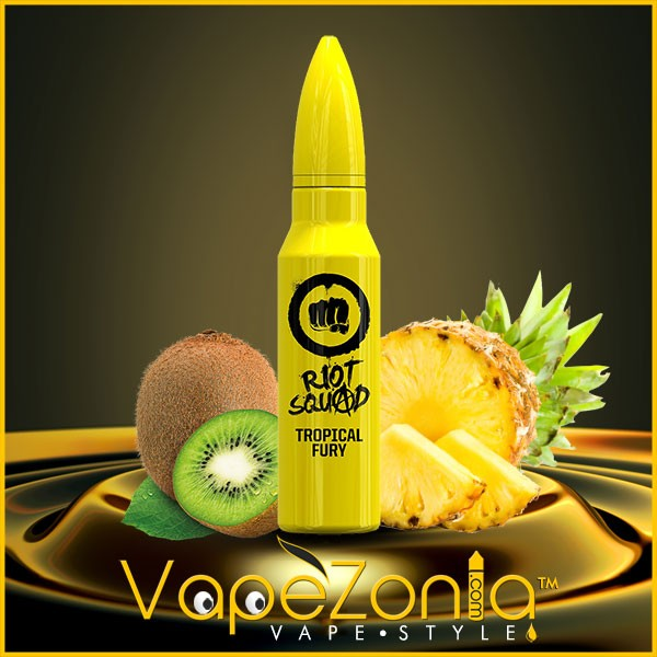 Riot Squad eliquid TROPICAL FURY 50 ml vape shop Italia