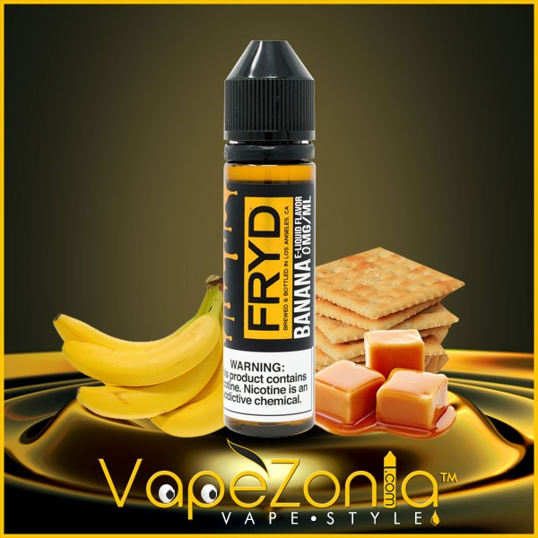 FRYD e liquids BANANA 50 ml