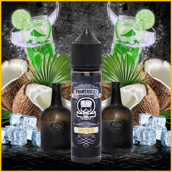 FRANKI-E-JUICE WILDER by Frankenskull 50 ml