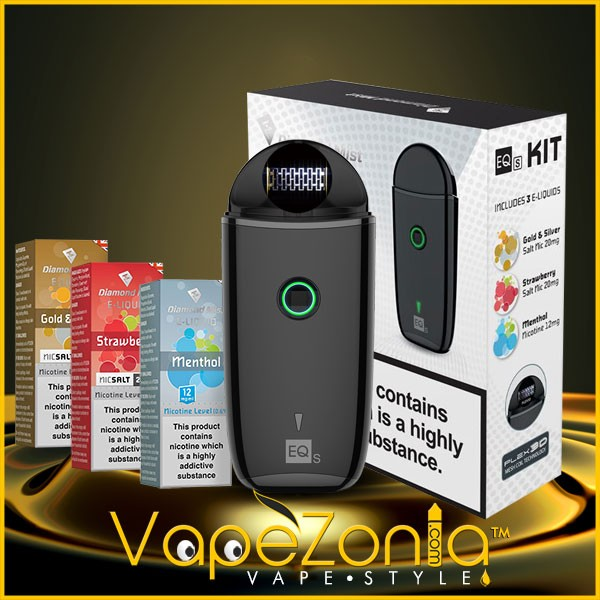 EQs INNOKIN POD VAPE KIT DIAMOND MIST