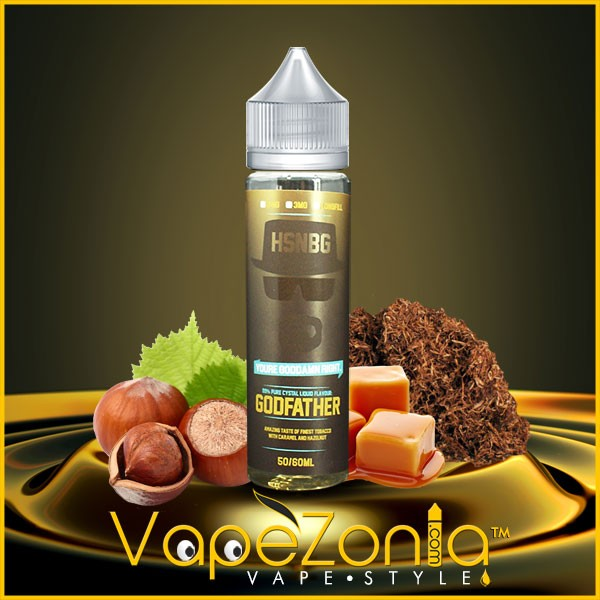 Heisenberg e liquid GODFATHER 50 ml