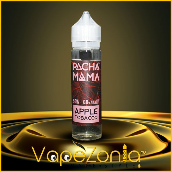 PachaMama Sub Ohm APPLE TOBACCO 50 ml