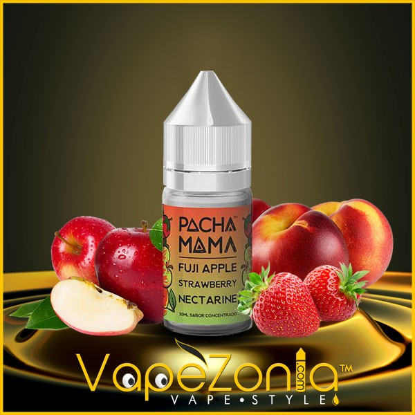 PACHAMAMA aroma FUJI APPLE STRAWBERRY NECTARINE 30 ml