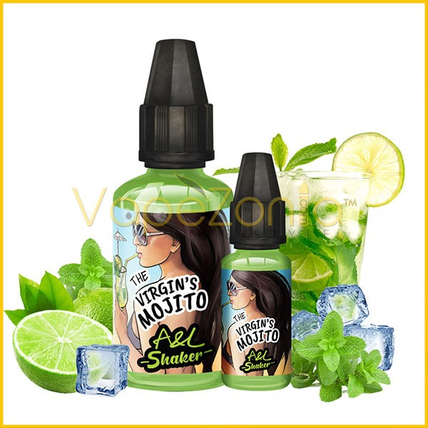 Aromes et Liquides A&L Shaker THE VIRGIN'S MOJITO 30 ml
