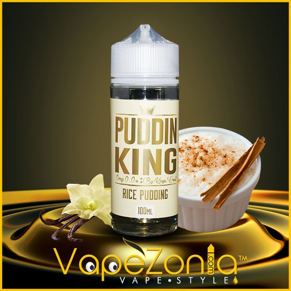 Kings Crest RICE PUDDING 100 ml