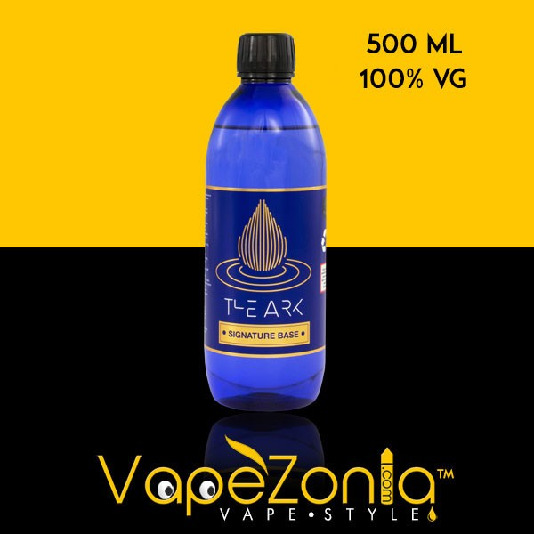 THE ARK SIGNATURE BASE 500 ml 100% VG
