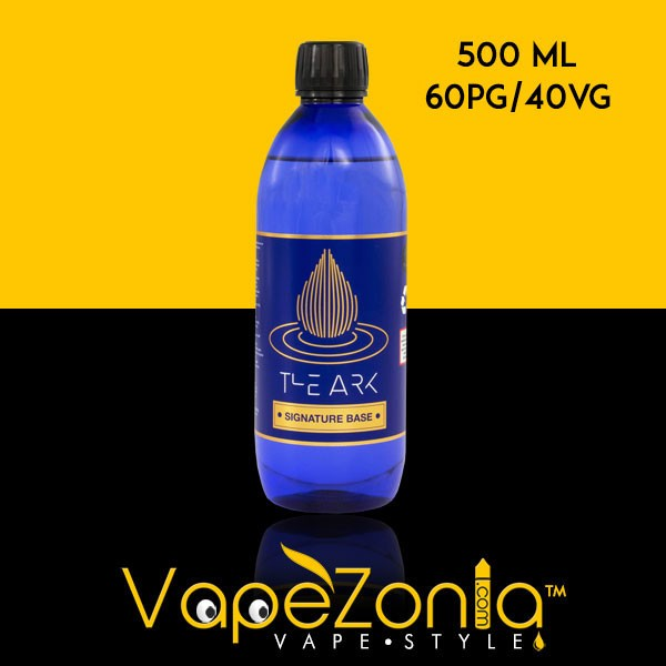 THE ARK SIGNATURE BASE 500 ml VG 40/PG 60