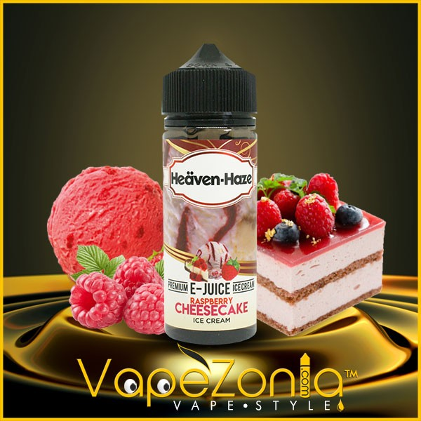 HEAVEN HAZE e juice RASPBERRY CHEESECAKE Ice Cream 100 ml
