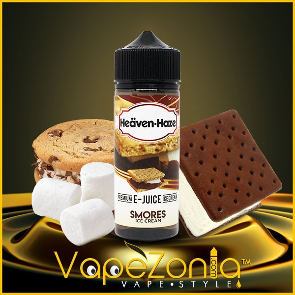 HEAVEN HAZE e juice SMORES Ice Cream 100 ml