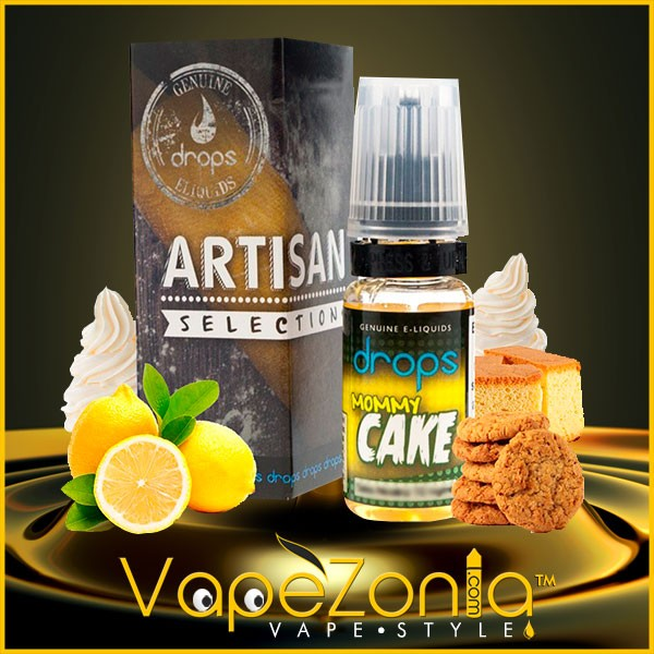 MOMMY CAKE Drops Sales ARTISAN 10 ml - 20 mg