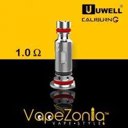 RESISTENCIA CALIBURN G 1.0 Ω by UWELL