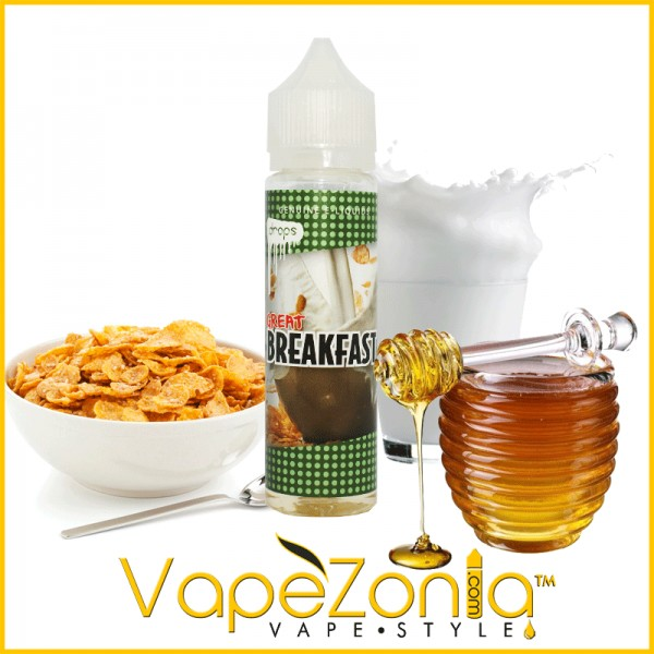 Great Breakfast de Drops 50 ml