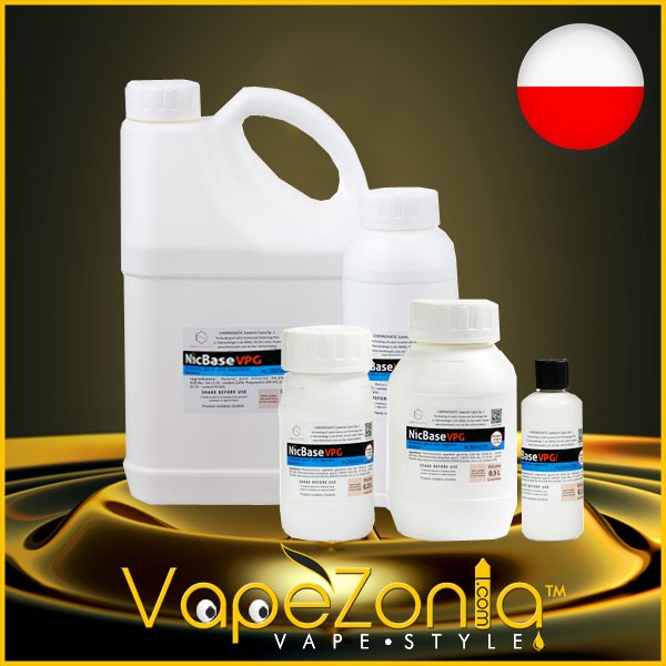 Base Chemnovatic VG 70 / PG 30