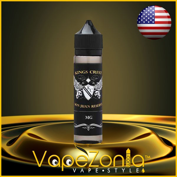 Kings Crest - Don Juan Reserve - 50ml vape shop Madrid