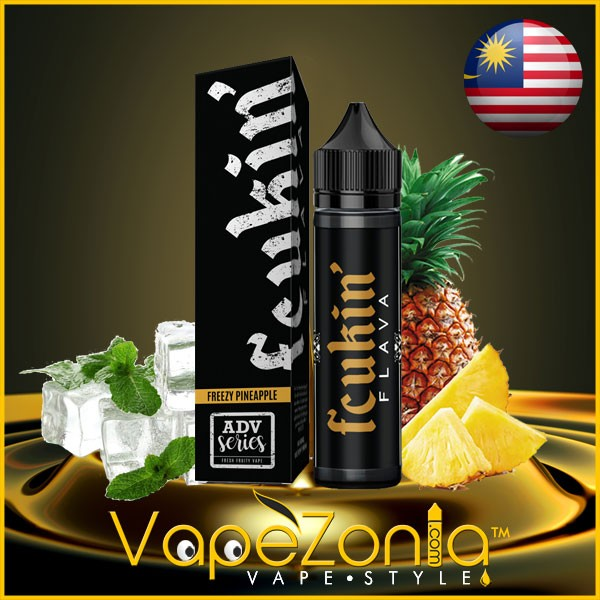 Fcukin Flava FREEZY PINEAPPLE 50 ml