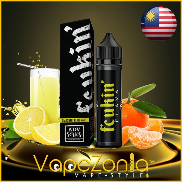 Fcukin Flava SMASHIN LEMONADE 50 ml