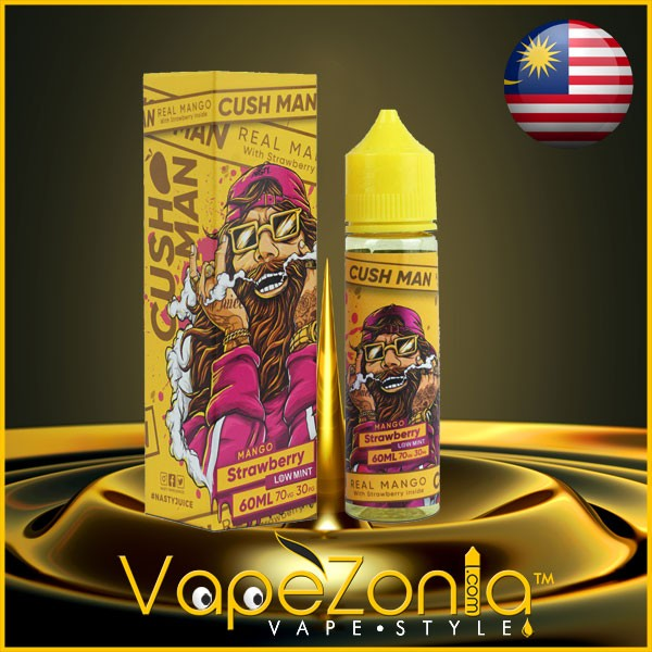 Nasty Juice Cush Man MANGO STRAWBERRY 50ml