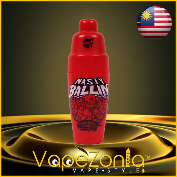 Nasty Ballin Bloody Berry - 50ml