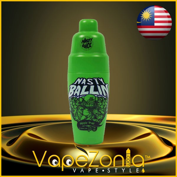Nasty Ballin Hippie Trail - 50ml