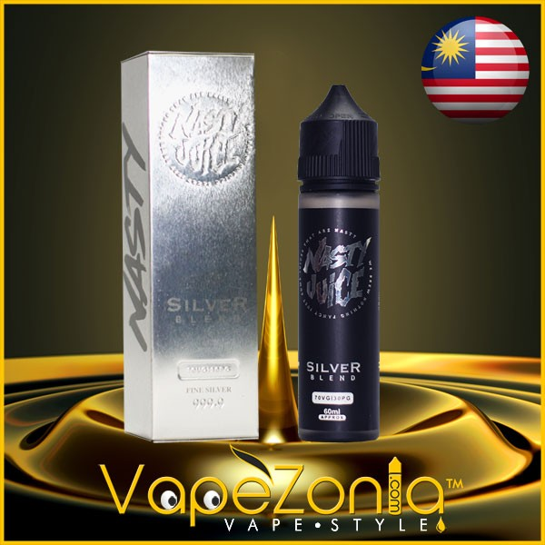 Nasty juice Tobacco Silver Blend - 50ml