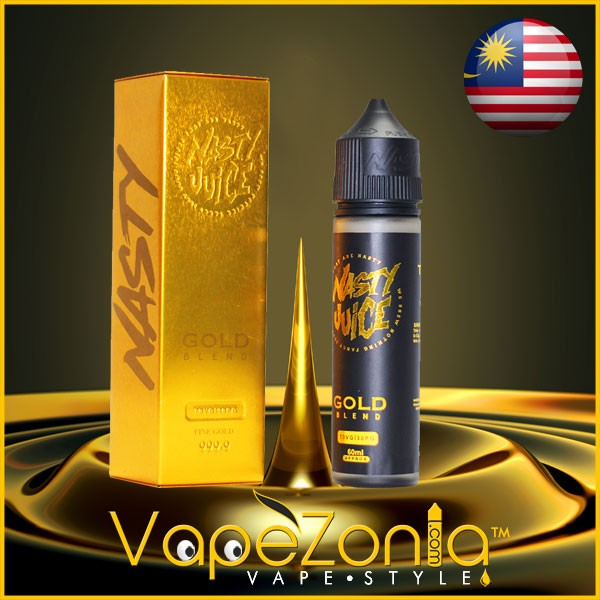 Nasty juice Tobacco Gold Blend - 50ml