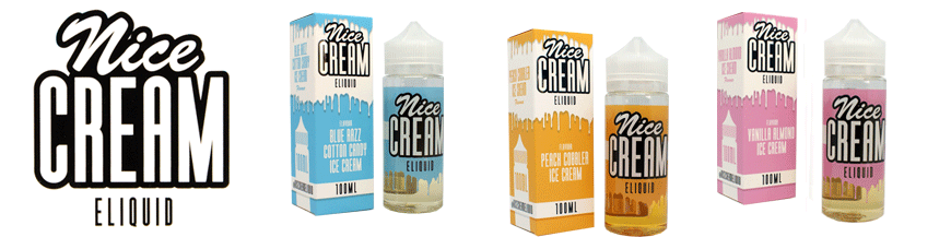 NICE CREAM eliquid