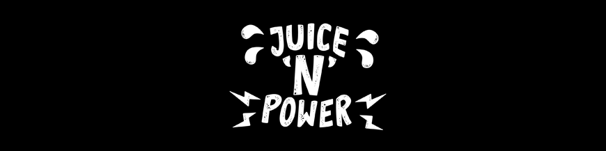 JUICE n POWER e liquid vape